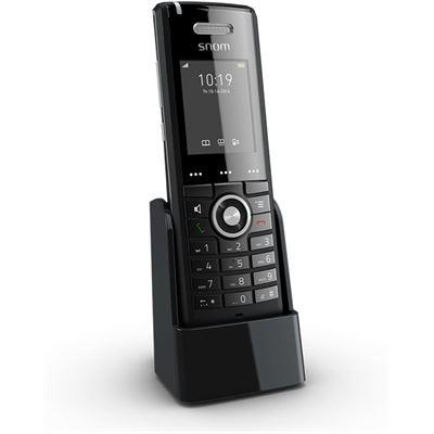 Snom M65 IP DECT Professional Handset Wideband Audio