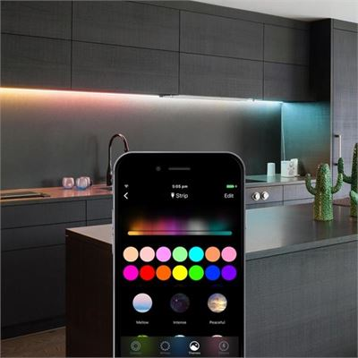 LIFX Z 2 metre WiFi LED Strip Light Starter Kit with HomeKit