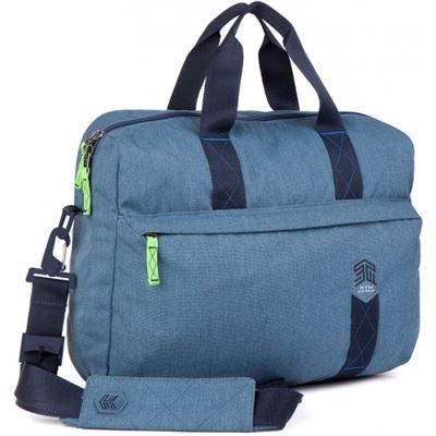 "STM 15"" Streets Judge Shoulder Bag - China Blue"