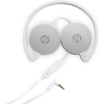 HP Stereo Headset H2800 Silver