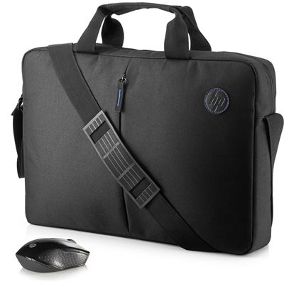 HP Value Briefcase & Wireless Mouse Kit