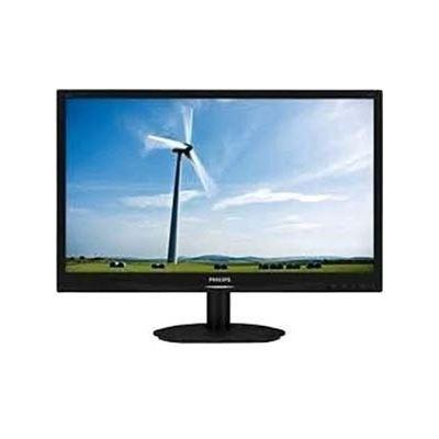 Philips 23in S-line VGA/DVI/Vesa Mount Perfect Pixel 16:9