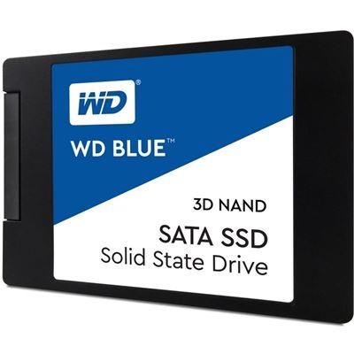 Western Digital GENERIC, WD Blue, 2.5 Form Factor, SATA Interface, 500GB, CSSD Platform, 3Yr