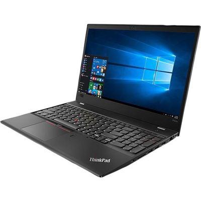 """Lenovo P52 I7-8850H, 15.6"""" FHD, 256GB SSD, 8GB, P1000-4GB, WIFI+BT, VPRO, W10P64, 3YOS"""