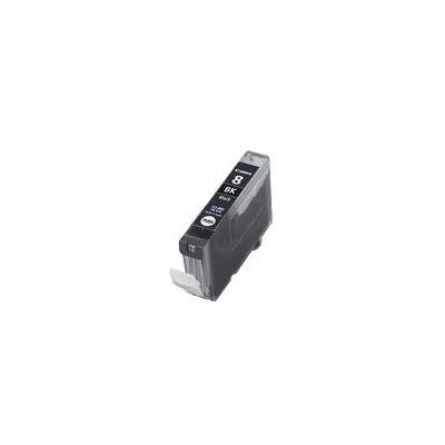 Canon Black CLI8BK Ink Cartridge IP4200 4300 45005200 6600D6700D MP500 530 600 610