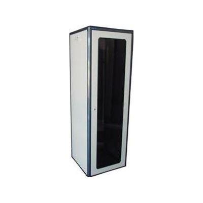 E-TEC 33U 600mm x 600mm Comms Enclosure Perspex Front Door / Steel Rear Door (Fully