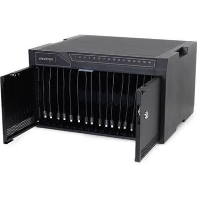 ERGOTRON Tablet Management Desktop 16 with ISI / Pre-installed Lightning Cable (