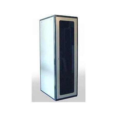 E-TEC 45U 600mm x 800mm Comms Enclosure Perspex Front Door / Steel Rear Door (Fully