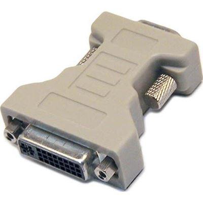 Dynamix DVI-I 24+5 Female to HD15 VGA Male Adapter