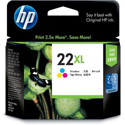 HP 22XL Tri-color Ink Cartridge
