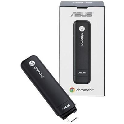 Asus CHROMEBIT CS10 STICK PC CHROME OS 2GB LPDDR3L RAM 16GB EMMC INTERNAL STORAGE