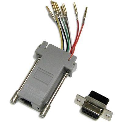 Dynamix DB9 Female to RJ45 Adaptor (8 Wire)
