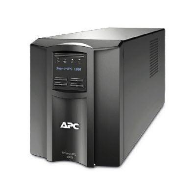 APC CONCURRENT 5Y WARRANTY PLUS SMART-UPS 1000VA LCD 230V