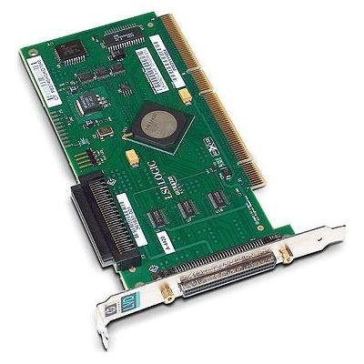 HP 64-Bit/133-MHz Single-Channel Ultra320 SCSI Adapter HP Part Number 374654-B21