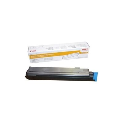 OKI B440 / MB480 only Toner Cartridge 12,000 pages