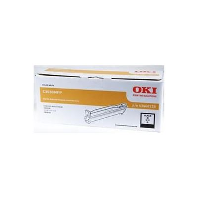OKI Black drum 15k pages OKI for C3530MFP