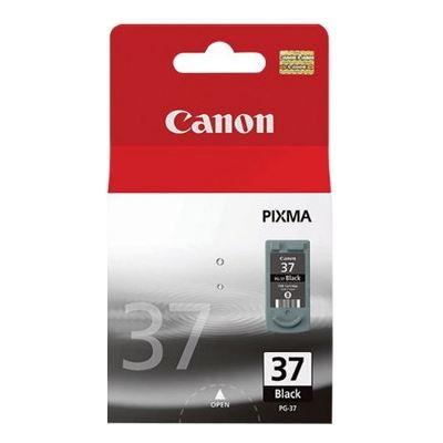 Canon PG-37 Black Ink Cartridge IP1800 1900 MP210 MP220