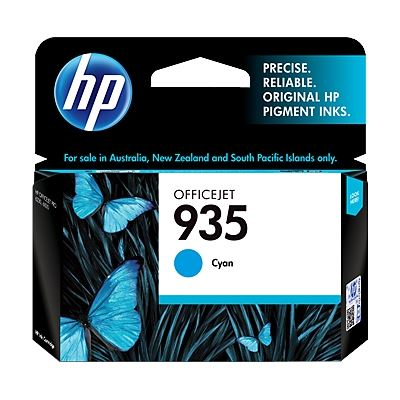 HP 935 Cyan Ink Cartridge