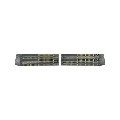 Cisco Catalyst 2960-X 48 GigE PoE 370W 1GB