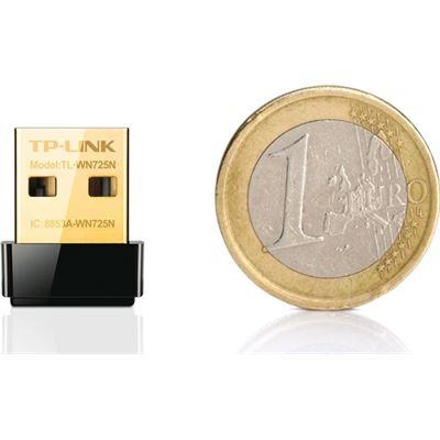 TP-Link WN725N, Wireless-N150 Nano USB Adapter