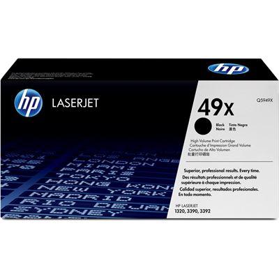 HP 49X Black LaserJet Toner Cartridge