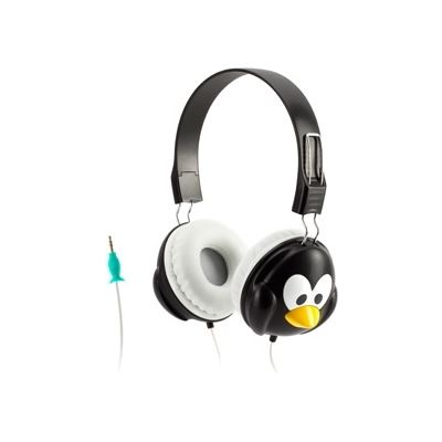 Griffin Technology Griffin Kazoo MyPhones Kids Headphones - Penguin