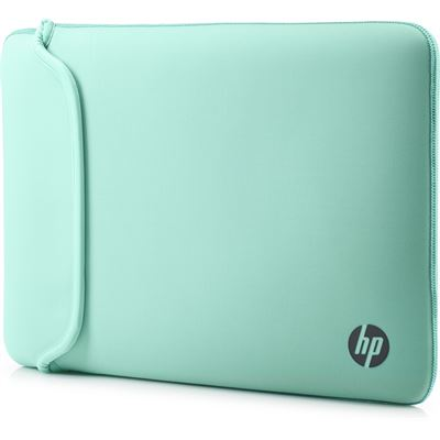 HP 14.0 Reversible Neoprene Sleeve Grey/Green
