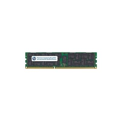 HP 4GB PC3-12800E DDR3-1600 UNBUFFERED ECC 2RX8 CL11 240 PIN 1.5V MEMORY MODULE