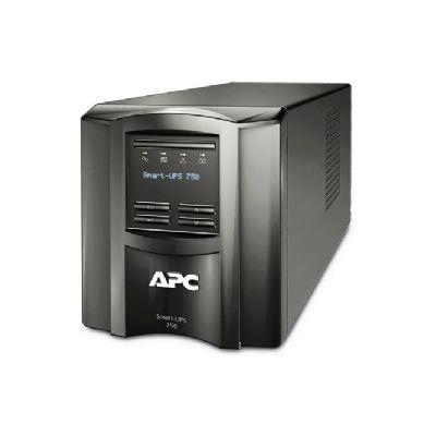 APC CONCURRENT 5Y WARRANTY PLUS APC Smart-UPS 750VA LCD 230V