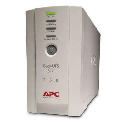 APC CONCURRENT 5Y WARRANTY PLUS BACK-UPS CS 350 USB/SERIAL