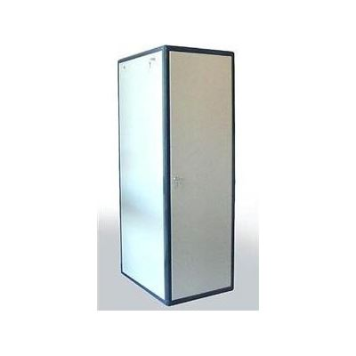 E-TEC 33U 600mm x 600mm Comms Enclosure Perspex Front Door / Steel Rear Door (Steel