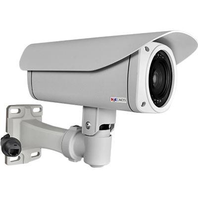 ACTi 5MP Indoor/Outdoor, Day/Night Camera, Adaptive IR, WDR, 12x Zoom lens, DNR