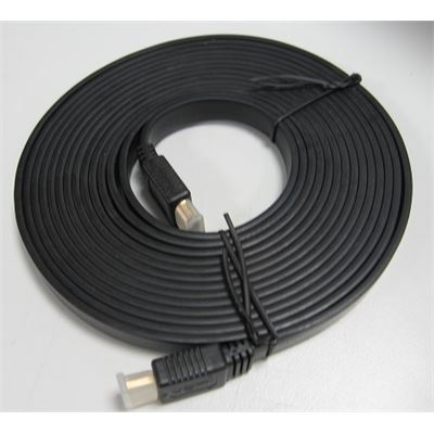 8 Ware High Speed HDMI Flat Cable Male to Male 2m