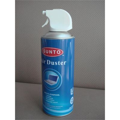 8 Ware Sunto ST1004 400ml Air Duster, Non-Flammable high-pressure dust removal system