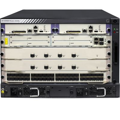HPE HSR6804 Router Chassis