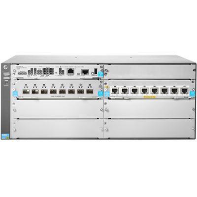 HPE 5406R 8XGT POE+ / 8SFP+ V3 ZL2 SWCH
