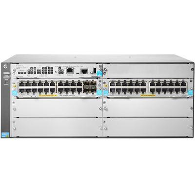 HPE 5406R 44GT POE+ / 4SFP+ V3 ZL2 SWCH