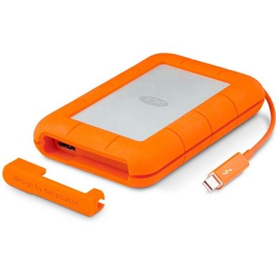 LaCie 500GB SSD Rugged v2 mobile USB3.0 | Thunderbolt