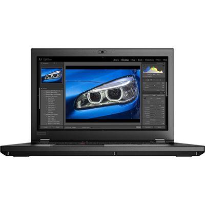 """Lenovo ThinkPad P52 Mobile Workstation 15.6"""" FHD, i7-8850H, 8GB, 256GB SSD, P1000-4GB"""