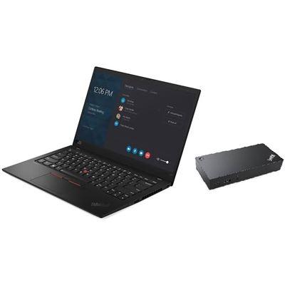 "Lenovo X1 Carbon G7 i5-10210U 14"" FHD 8GB 256GB Windows 10 Pro + FREE USB-C Dock"