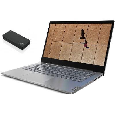 "Lenovo THINKBOOK 15 (I7-10510U/15.6"" IPS FHD/16GB/512GB/RADEON/W10P/1YOS) +FREE USB-C"