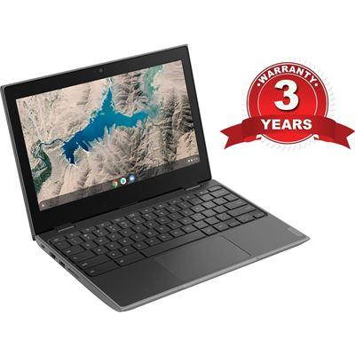 "Lenovo Chromebook 100e Gen 2, 11.6"" HD, AG Intel Celeron N4020 4GB 32GB eMMC Chrome OS"
