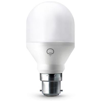 LIFX Mini White WiFi LED Light Bulb 9W B22 Socket