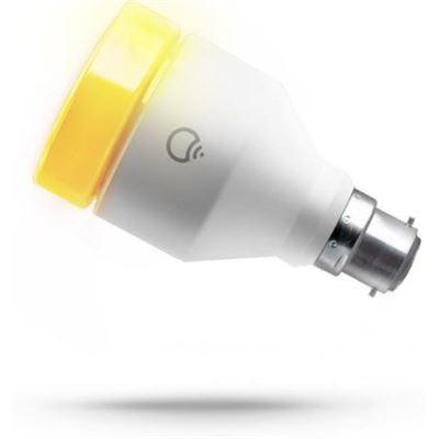 LIFX Colour WiFi LED Light Bulb 11W B22 Socket