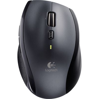 Logitech M705 Marathon USB Wireless Laser Mouse