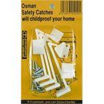 Photo of Worldwide Osman Safety Catch Nylon 4 per Card