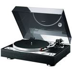Photo of Onkyo Direct Drive Turntable. Clear audio with direct drive. Quality tonearm and