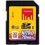 Photo of Strontium Technology STRONTIUM Nitro Series 32 GB Ultra High Speed SDHC UHS-1 466X Card up to 70MB/s