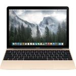 "Photo of Apple MacBook 12"" 1.2GHz DC m3/8GB/256GB - Gold"