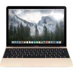 "Apple MacBook 12"" 1.3GHz DC i5/8GB/512GB - Gold"